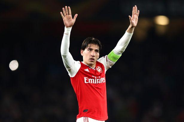 78 - Hector Bellerin Berpeluang Meninggalkan Arsenal