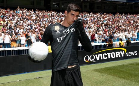 DkKVp iWwAADbjg 2 464x290 - Kiat Sukses Thibaut Courtois Setelah Kembali Bersinar bersama Real Madrid