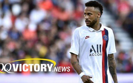 Neymar 2 464x290 - Ayah Neymar Tepis Rumor Negosiasi Baru dengan Barcelona
