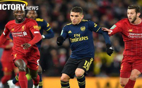 5 Fakta Menarik Banjir Gol Liverpool vs Arsenal