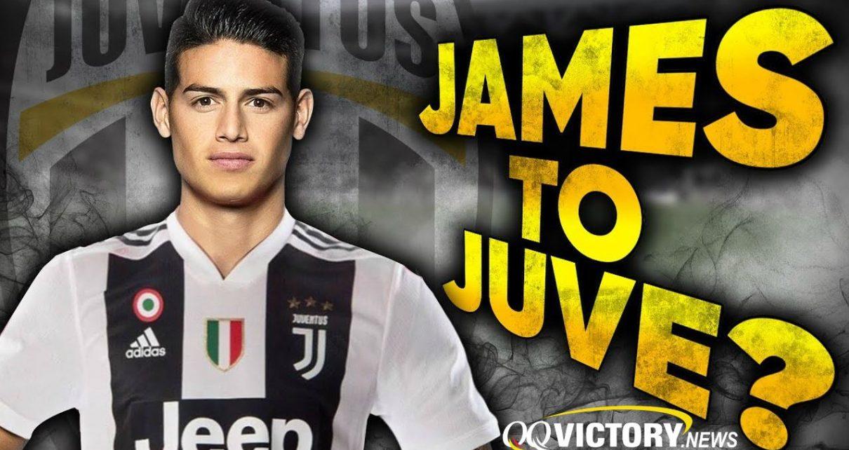 james 1210x642 - James Rodriguez Masuk Incaran Juventus