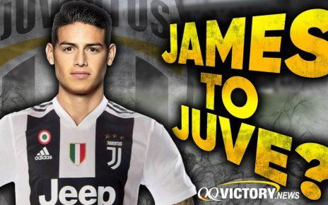 james 464x290 - James Rodriguez Masuk Incaran Juventus