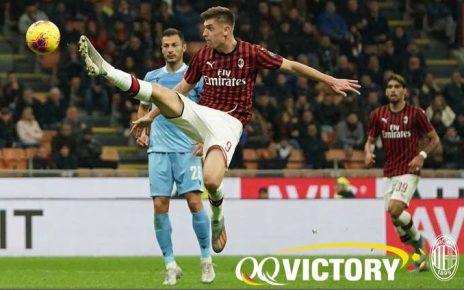 milan lazio 464x290 - Hasil Akhir Pertandingan AC Milan vs Lazio: Skor 1-2