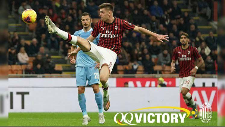 milan lazio - Hasil Akhir Pertandingan AC Milan vs Lazio: Skor 1-2