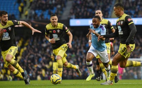 qv1 464x290 - Southampton Kalah Telak Melawan Manchester City