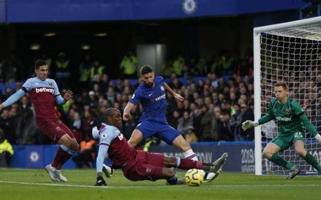 047338100 1575129551 Chelsea v West Ham United   AFP Ian Kington 464x290 - West Ham permalukan Chelsea di Stamford Bridge