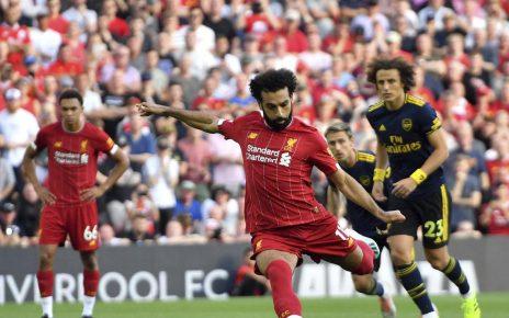 089045900 1566672138 AP19236635985484 464x290 - Liverpool Masuk Daftar 10 Rekor Tim yang Tak Terkalahkan di Liga Inggris