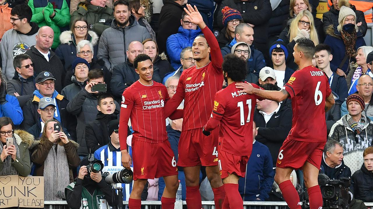 089669300 1575159898 7 - Liverpool Masuk Daftar 10 Rekor Tim yang Tak Terkalahkan di Liga Inggris