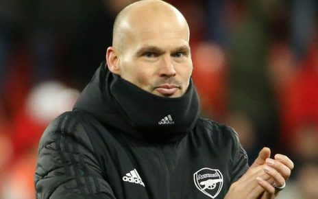 1 10 464x290 - Mikel Arteta Pastikan Freddie Ljungberg Tetap Bertahan di Arsenal