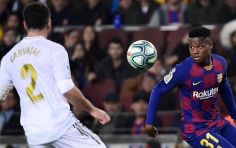 1 6 464x290 - Barcelona Vs Real Madrid: Ansu Fati dan Sergio Ramos Ukir Rekor di El Clasico