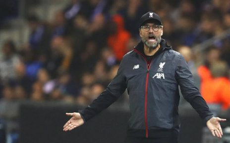 159 464x290 - Liverpool Buka Peluang Beli Pemain Baru pada Januari 2020