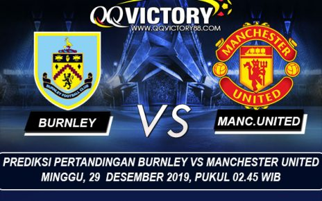 tebak skor liga 464x290 - Prediksi Pertandingan Burnley vs Manchester United 29 Desember 2019